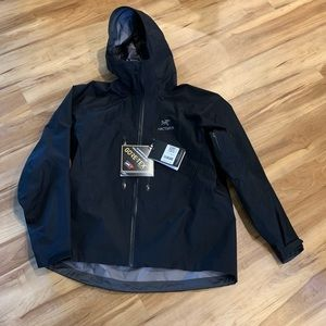 Brand New With Tags Arc'Teryx Alpha SV Jacket